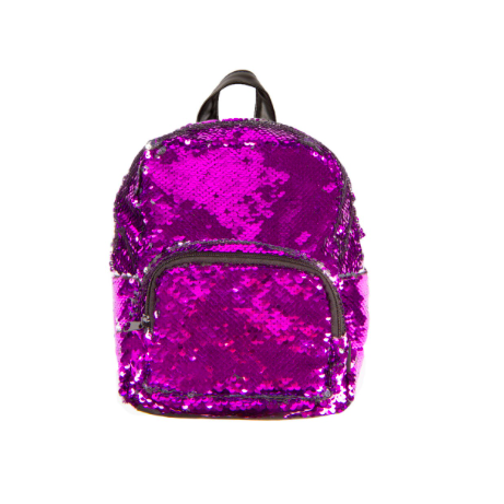 S. Lab Magic Sequim mini Backpack-Purple/Silver