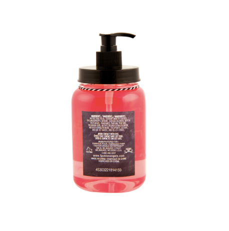 Beauty Juice Body Wash Pump- Strawberry Smoothie