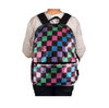 Checkerboard Magic Sequin Backpack