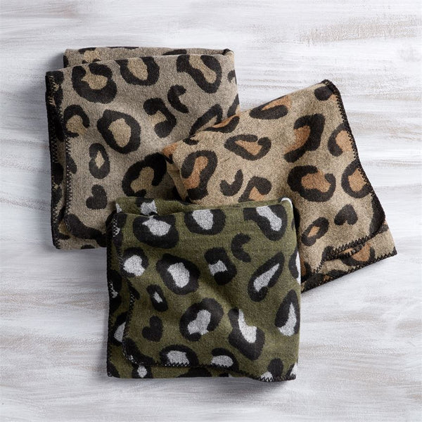 Leopard Wraps (Select Color)