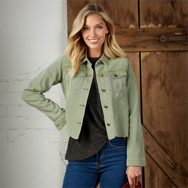 Colton Jacket (Select Color)