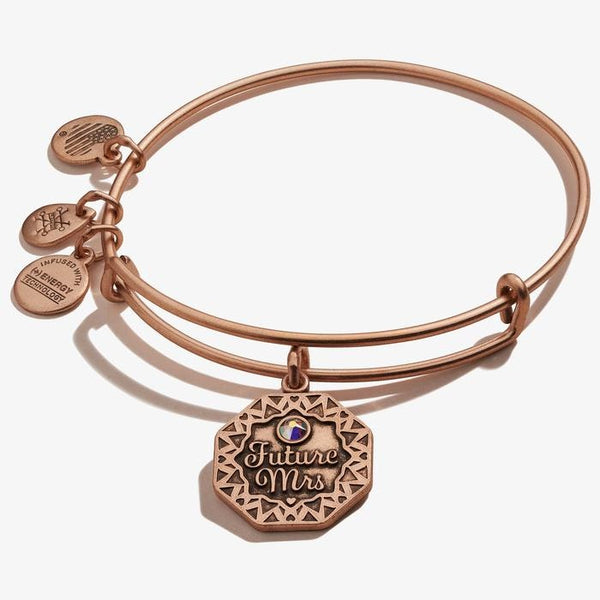 'Future Mrs.' Charm Bangle