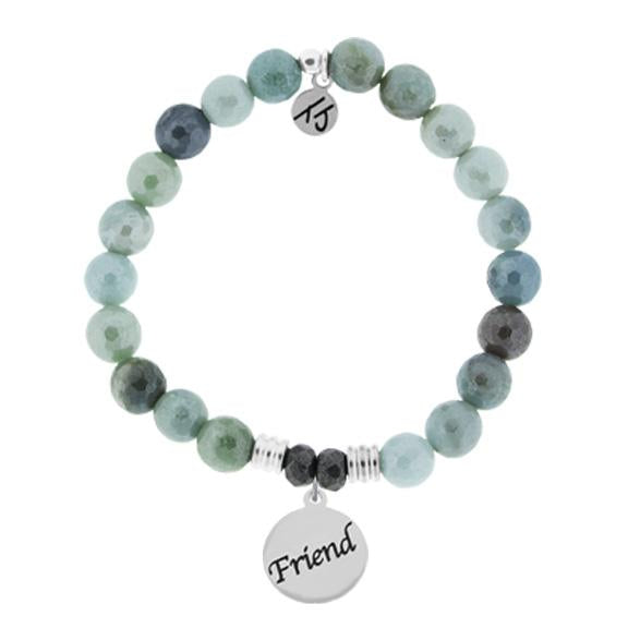 Amazonite Faceted- Friend