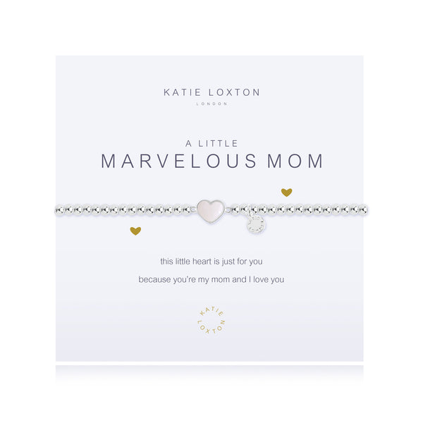 A Little Marvelous Mom- Bracelet