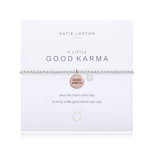 A Little Good Karma - Bracelet