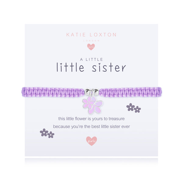 a little LITTLE SISTER - children's bracelet