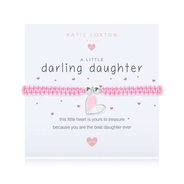 a little DARLING DAUGHTER - children bracelet