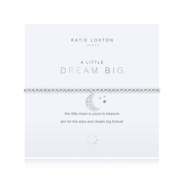 A Little Dream Big Bracelet- Silver