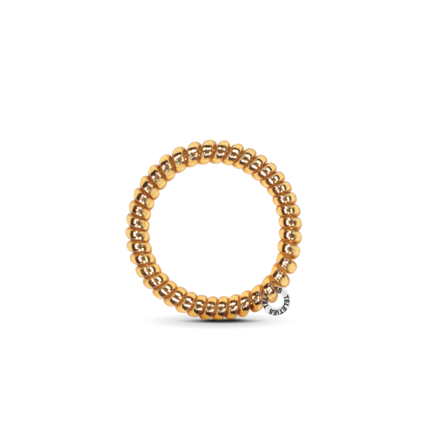 Champagne Gold - Small Hair Tie
