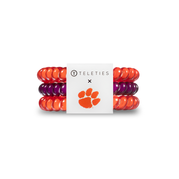 Clemson University - Small Hair Tie
