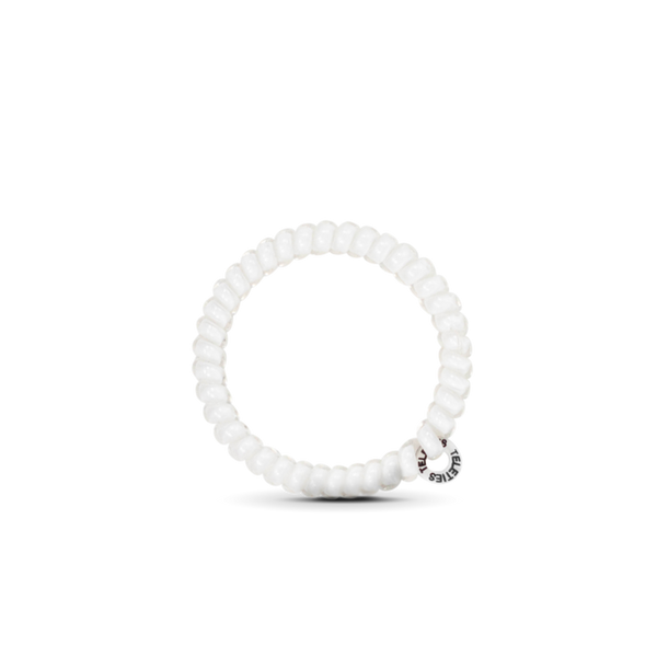 Coconut White - Small Hair Tie
