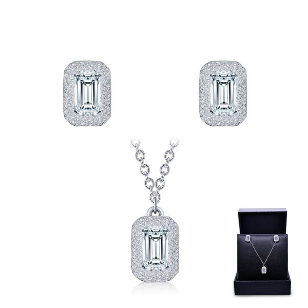 PROM EMERALD CUT BOX SET