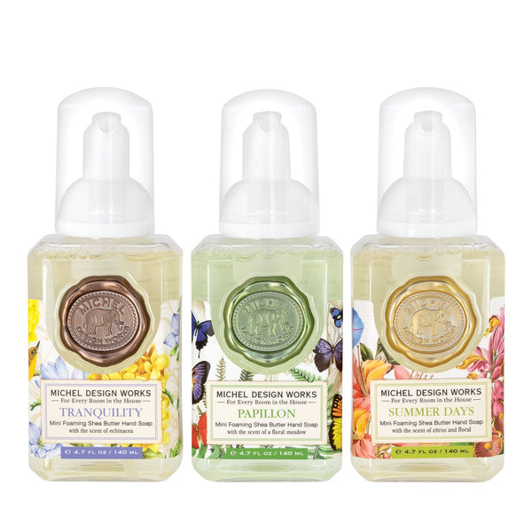 Mini Foaming Hand Soap Set #3
