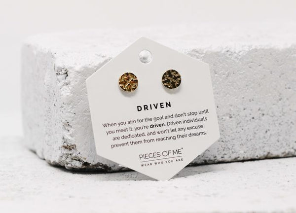 Driven Earrings