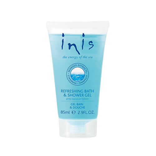 Inis Travel Size Shower Gel 85ml / 2.9 fl. oz