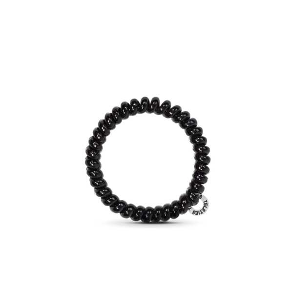 Jet Black - Small Hair Tie
