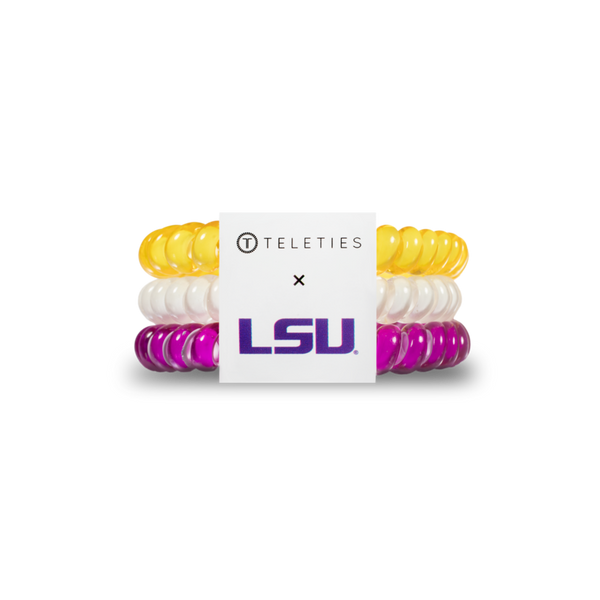 Louisiana State University - Small Hair Tie