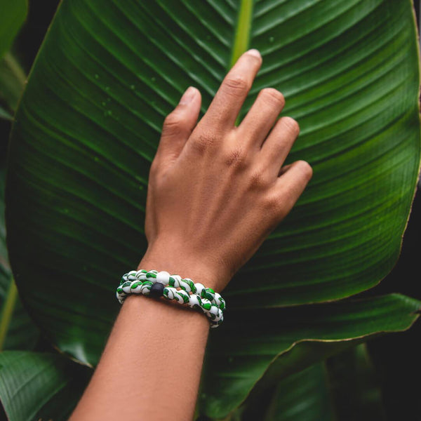 Banana Leaf Lokai - Restoring Balance to our Earth
