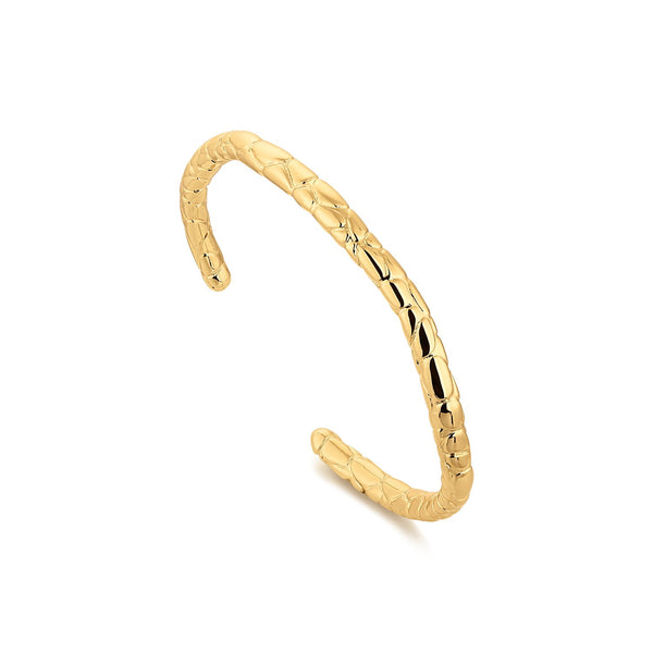 VOGUE | Narrow Textured Cuff