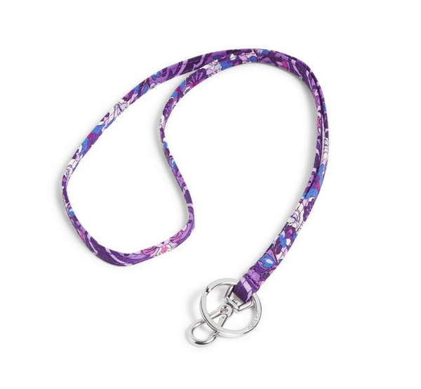 Iconic Lanyard Regal Rosette