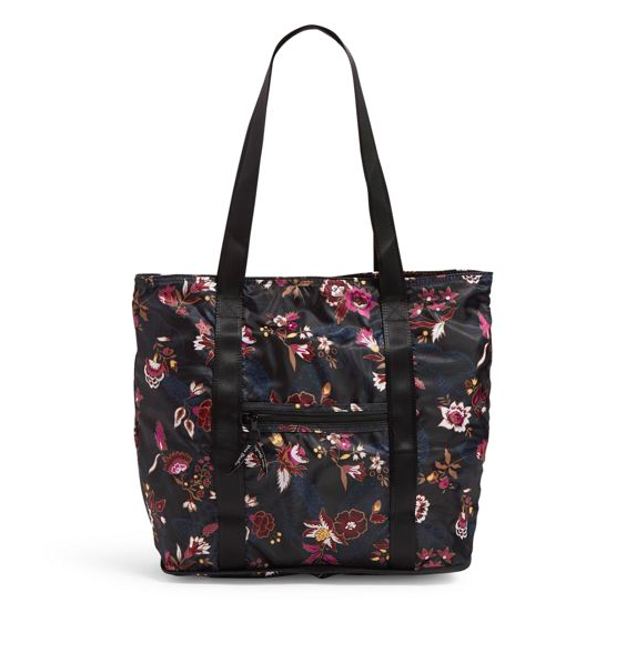 Packable Tote Garden Dream