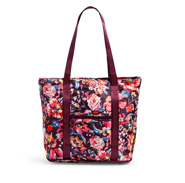Packable Tote Indiana Blossoms
