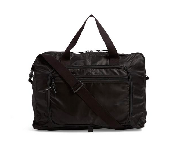 Packable Weekender Black