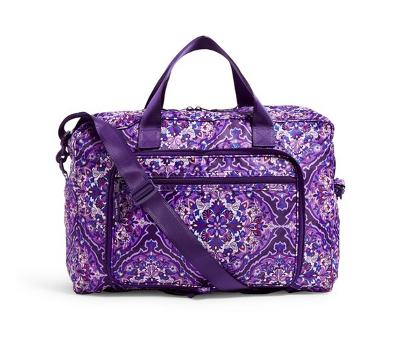 Packable Weekender Regal Rosette