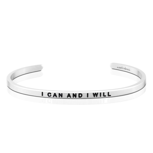 I Can and I Will, Silver