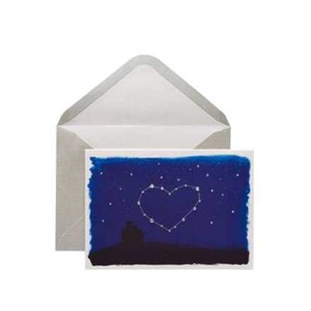 STAR CROSSED LOVERS VALENTINE'S DAY GREETING CARD