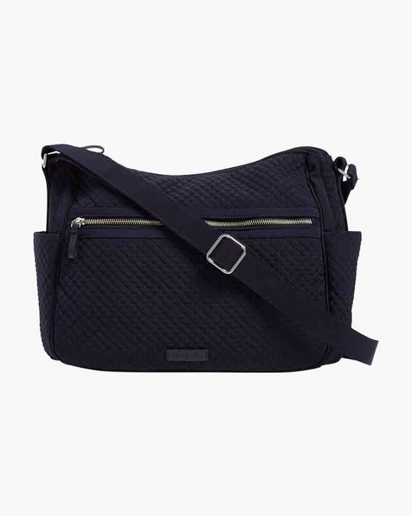 Large On the Go Crossbody in Classic Navy