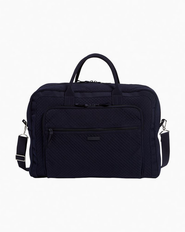 Grand Weekender Travel Bag in Classic Navy