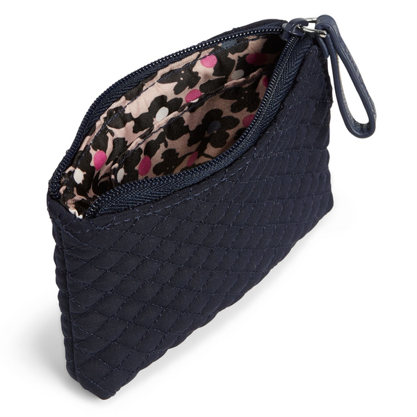 Coin Purse in Classic Navy
