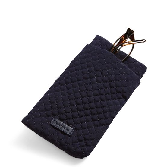 Double Eye Case in Classic Navy