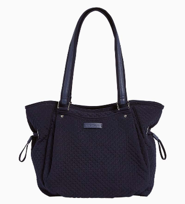 Glenna Satchel in Classic Navy