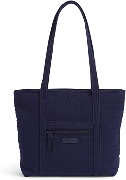 Small Vera Tote Bag in Classic Navy