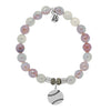 Champions Collection Bracelet, Sunstone Stone - (Select Charm Inside)