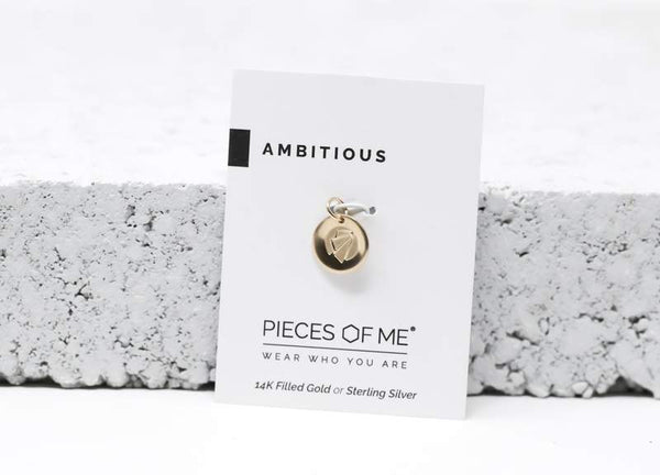 Ambitious Necklace Charm