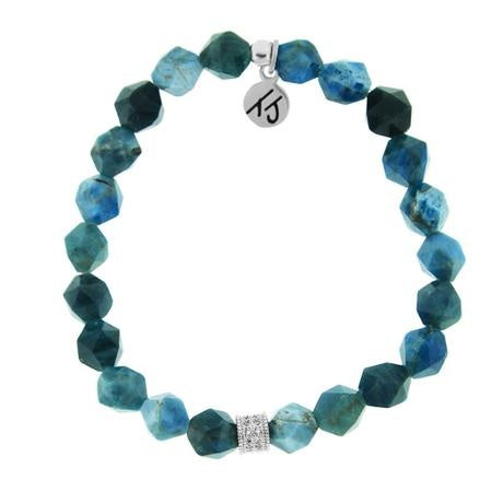 Stacker Collection - Classic Arctic Apatite 8mm