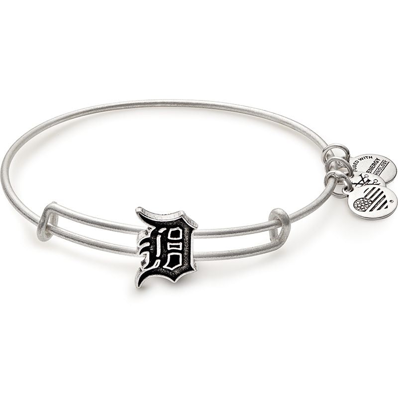Detroit Tigers Slider Charm Bangle, RS