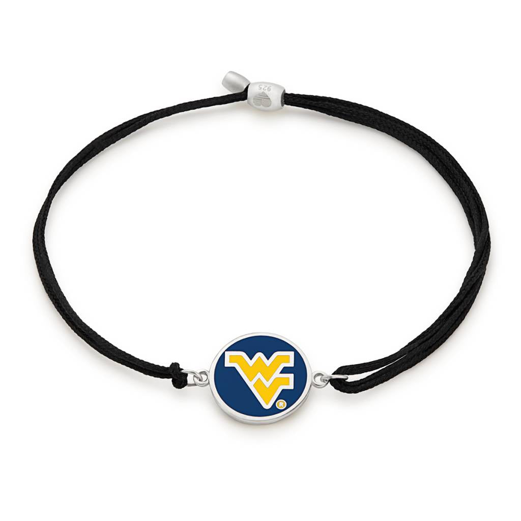 Kindred Cord, West Virginia University, Sterling Silver