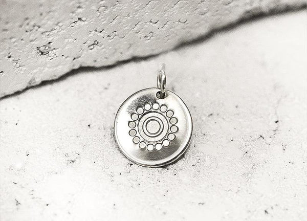 Confident Necklace Charm