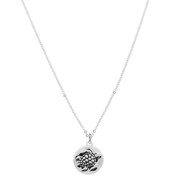 Core Necklace, Turtle