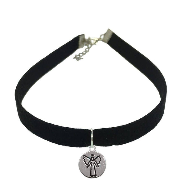 Core Suede Choker, Guardian Angel