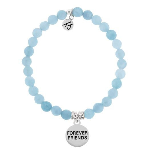 La Bella Vita - 6MM Blue Aquamarine - Forever Friends