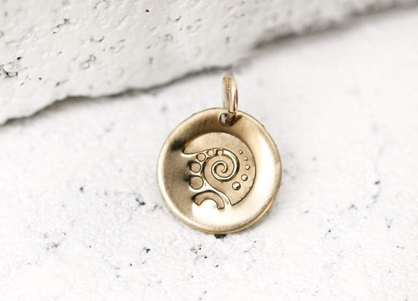 Dreamer Necklace Charm