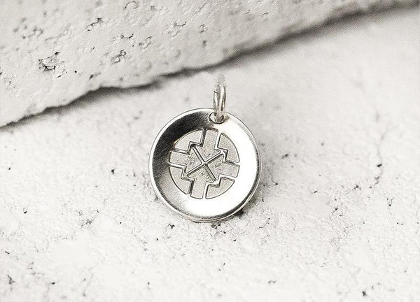 Driven Necklace Charm