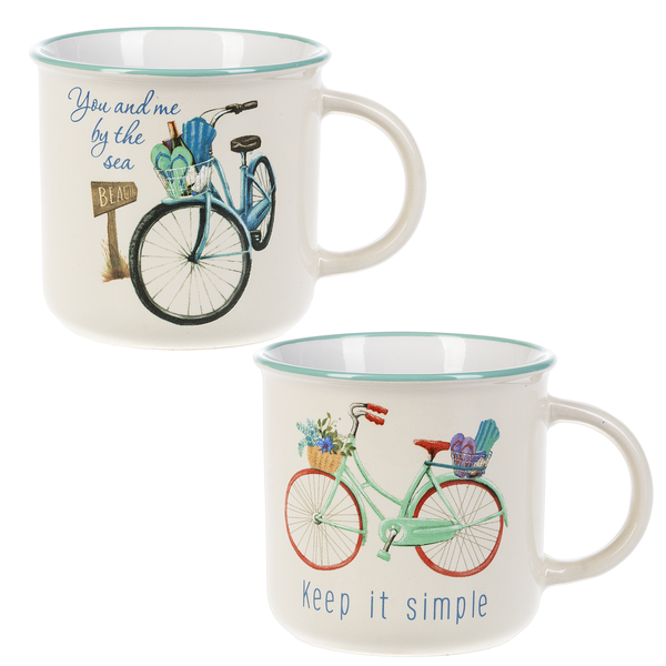 Beach Cruiser Mugs