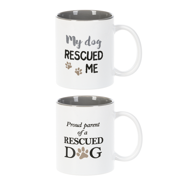 Rescue Dog Mugs