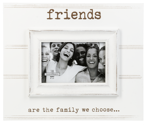 Friends Wooden Frame